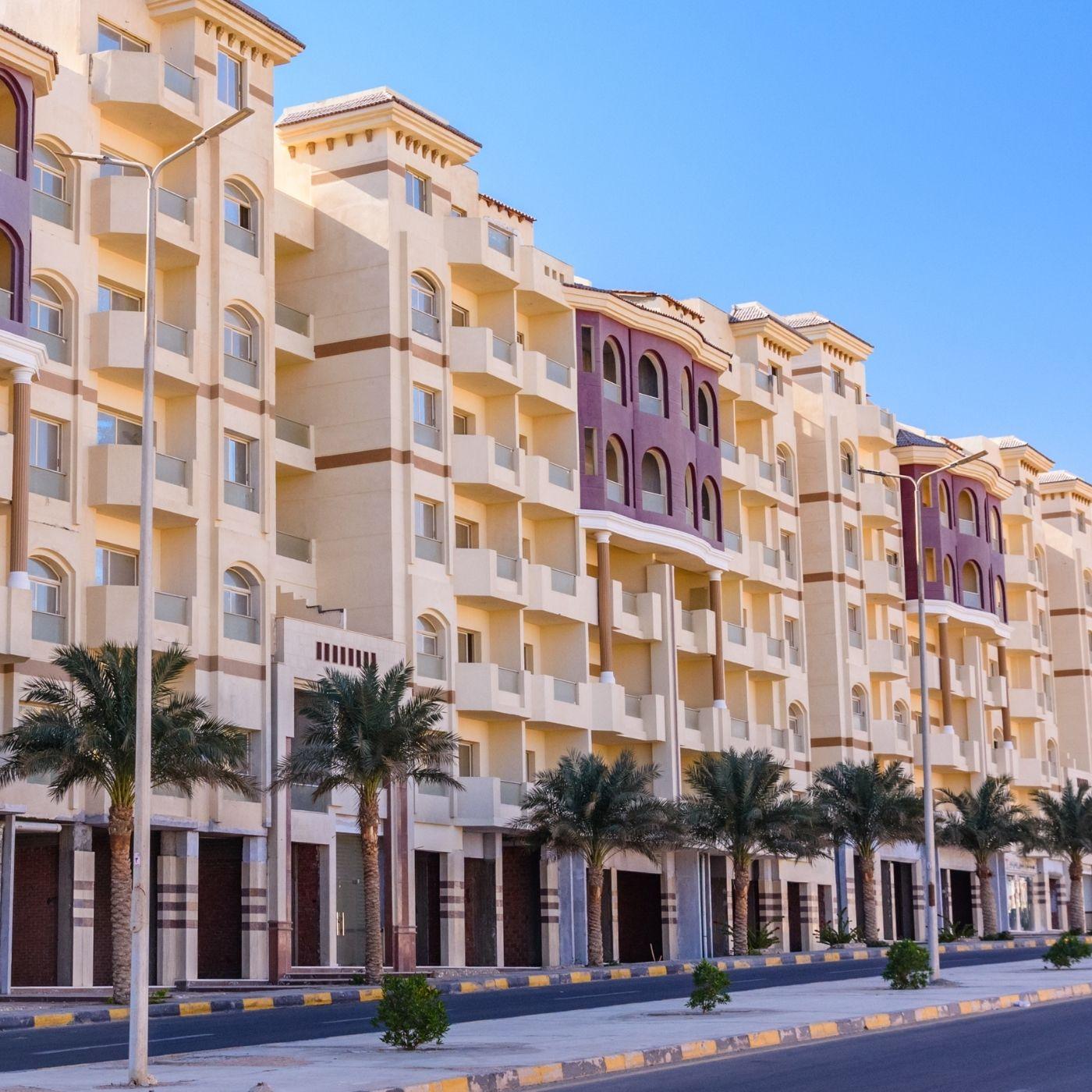 Apartments in Hurghada