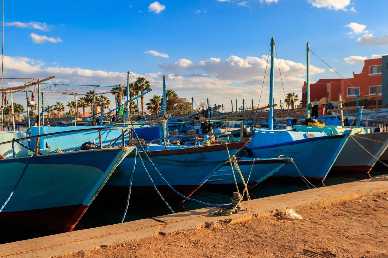 Fishing Marina Hurghada
