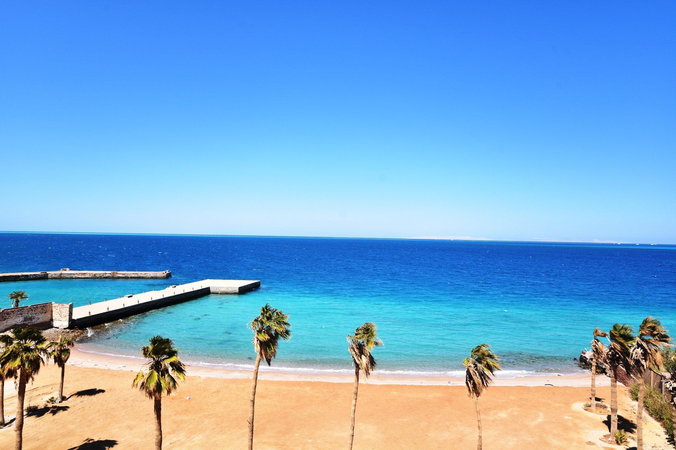 Juliana Beach Hurghada